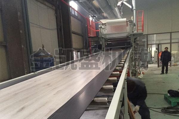 韩国 SPC地板生产