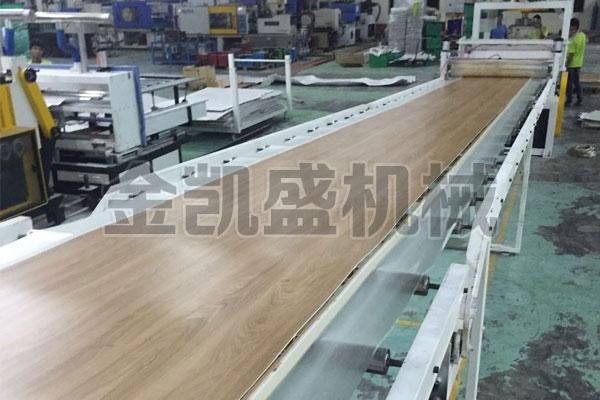 马来西亚 SPC地板生产