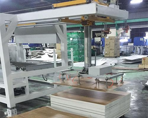 北京SPC地板生产线