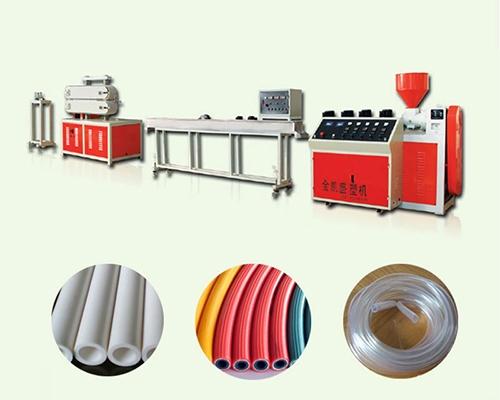 PU/PE/PEX/TPE/TPR 软管生产线