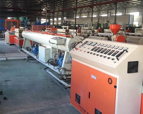 PP PE PPR PB 管材生产线