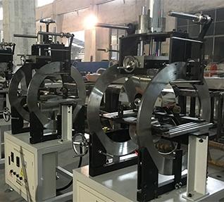 带你了解PVC仿大理石板材生产线特点